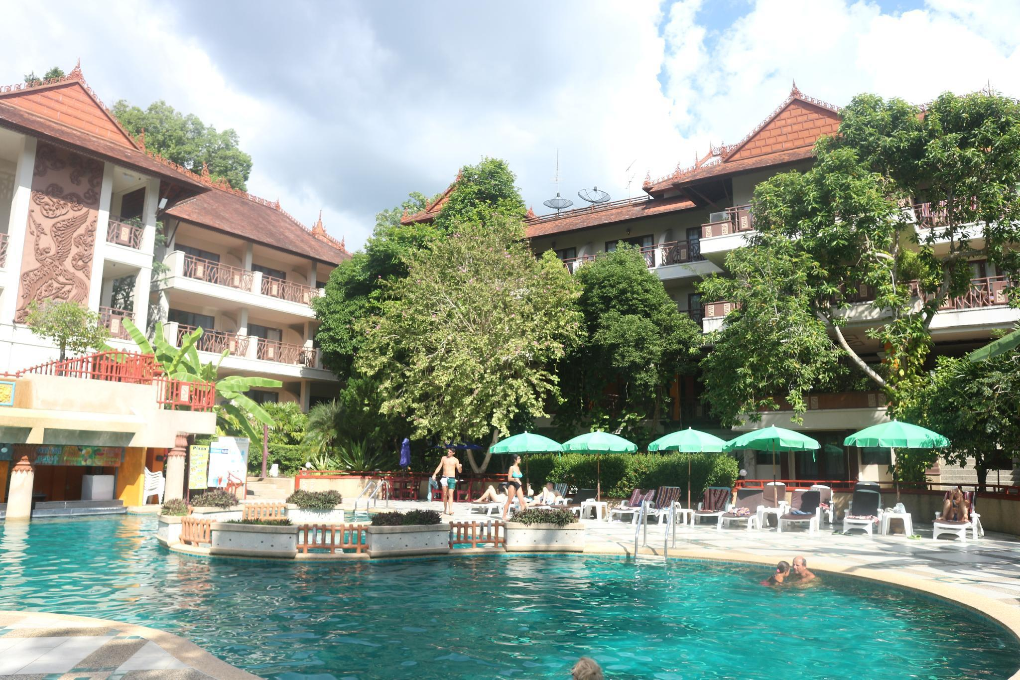 Anyavee Ao Nang Bay Resort อัญญาวี อ่าวนาง เบย์ รีสอร์ท