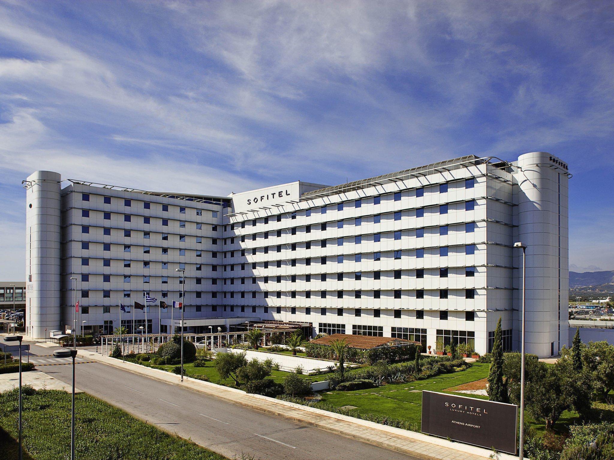 Sofitel Athens Airport Hotel