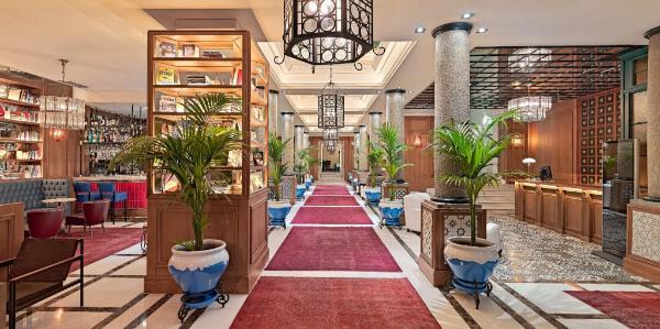 H10 Villa de la Reina Boutique Hotel Madrid