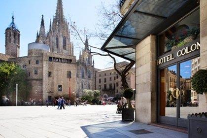 Colon Hotel Barcelona