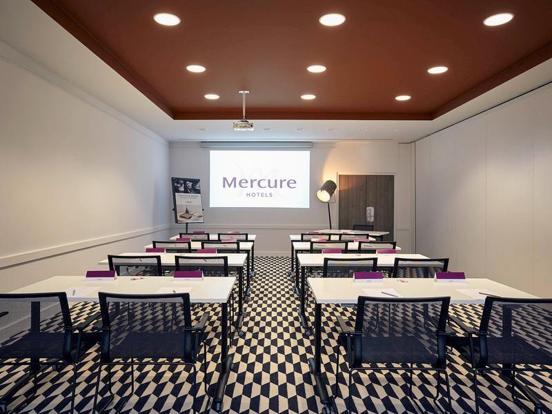 Hotel Mercure Metz Centre