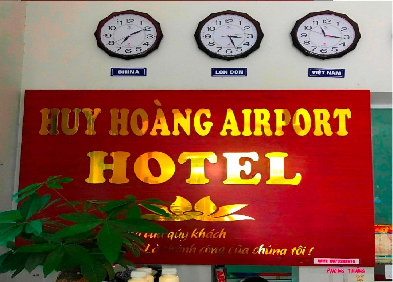 Huy Hoang Airport Hotel