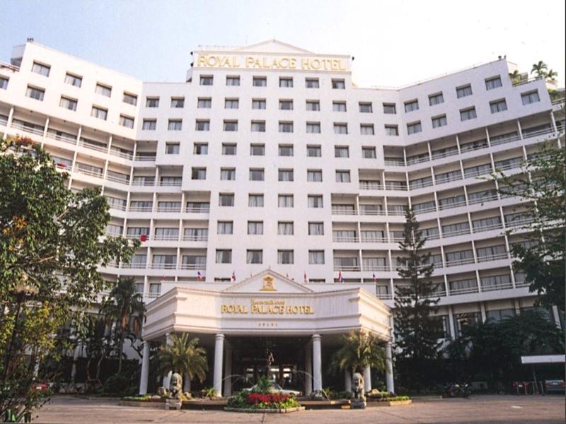 Royal Palace Hotel โรงแรมรอยัล พาเลส