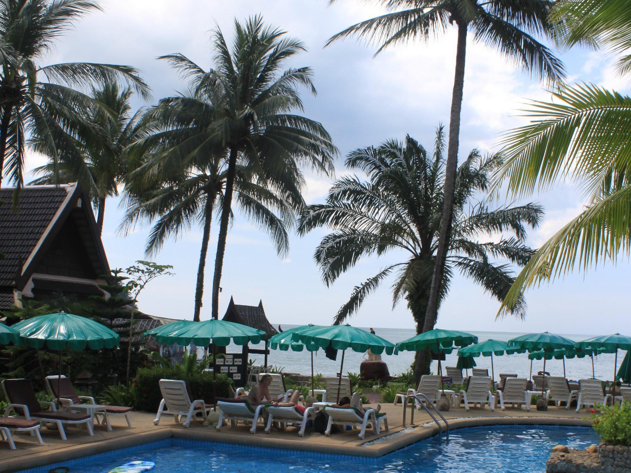 Khaolak Palm Beach Resort เขาหลัก ปาล์มบีช รีสอร์ท