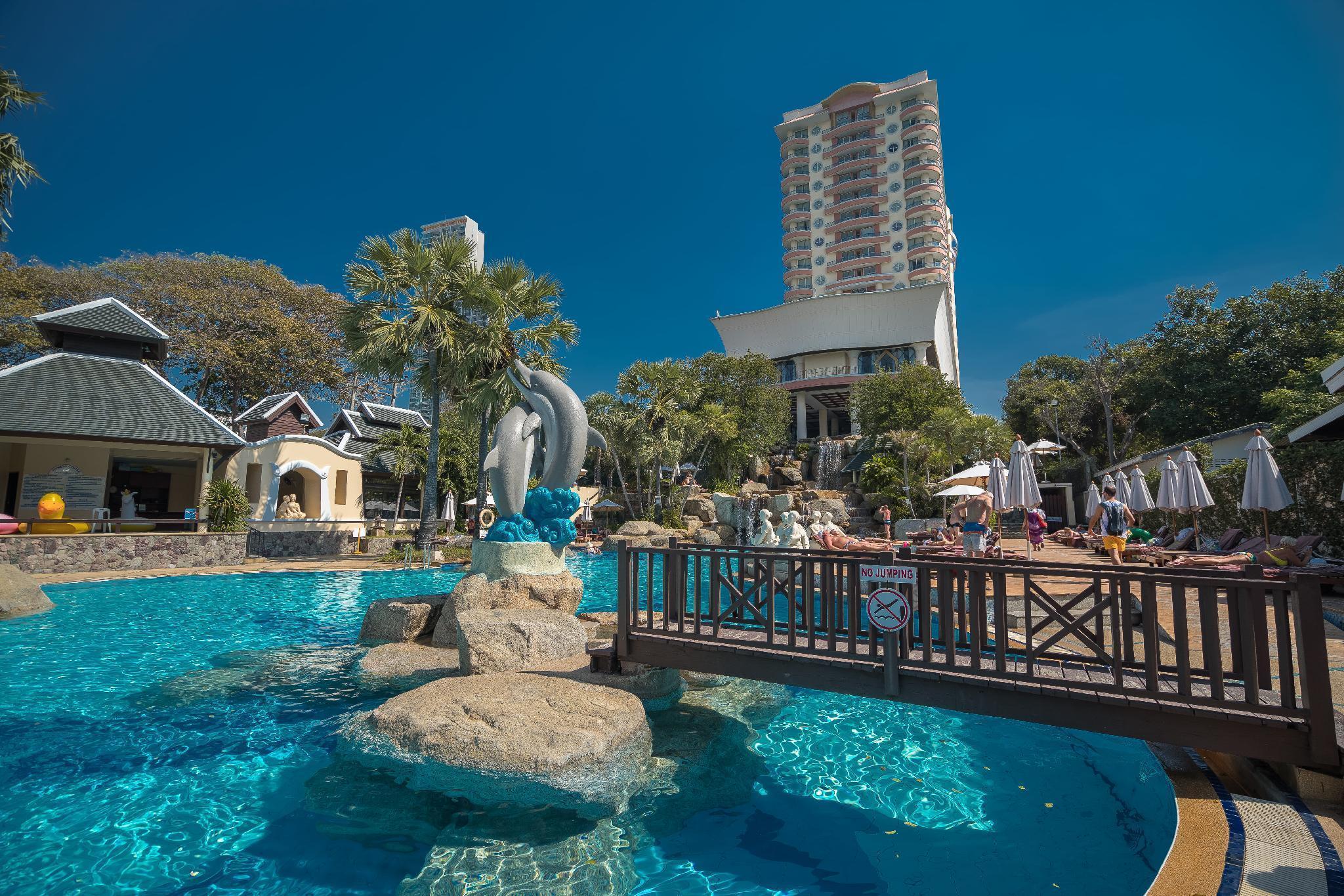 Long Beach Garden Hotel & Spa ลองบีช การ์เดน โฮเต็ล แอนด์ สปา