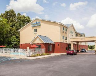 Comfort Inn and Suites Tuscumbia - Muscle Shoals Muscle Shoals (AL) Alabama United States