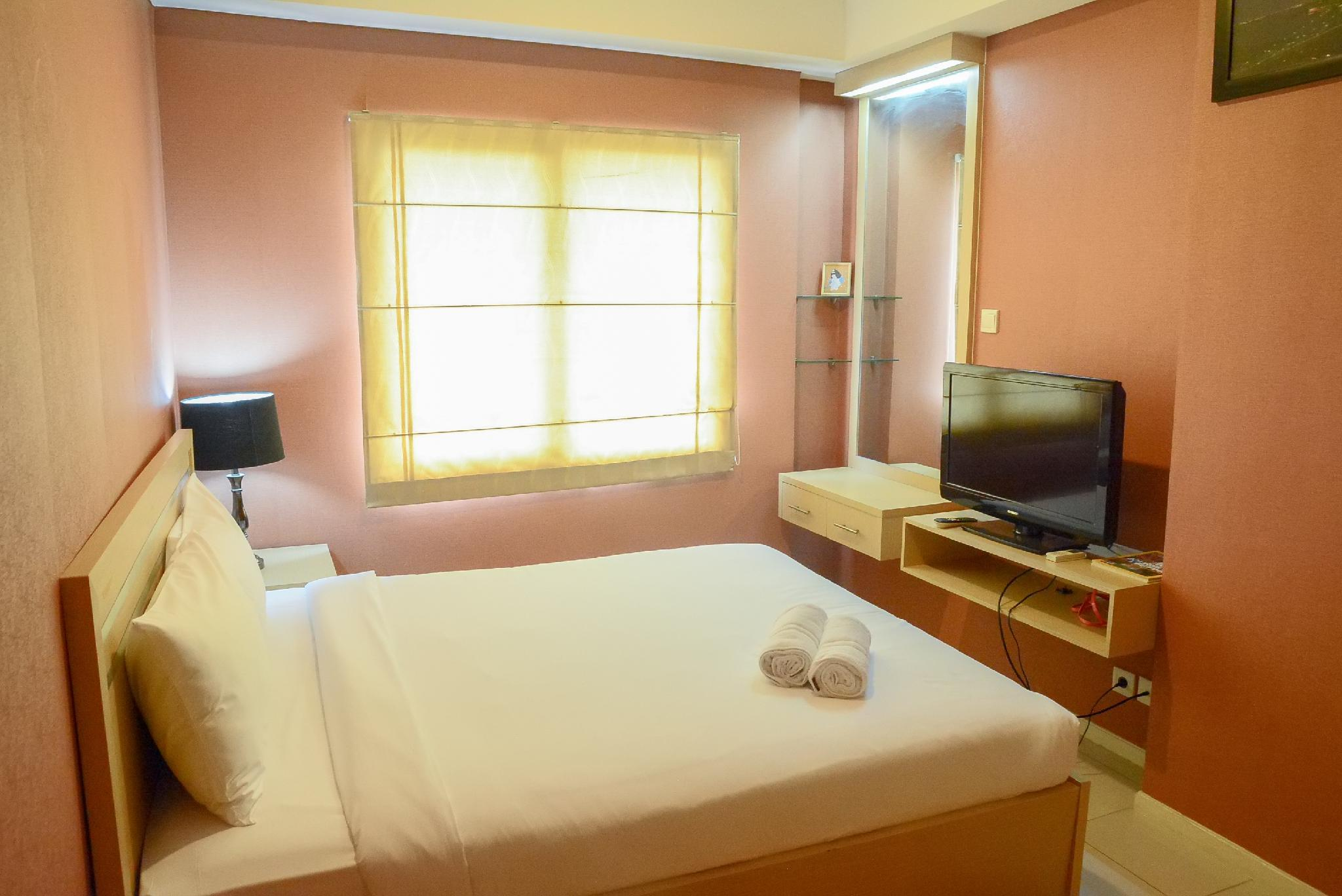2BR Cosmo Terrace Thamrin City By Travelio