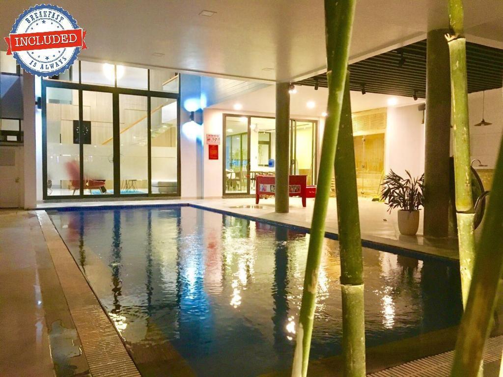 The Charming Pool Villa Nearby My Khe Beach