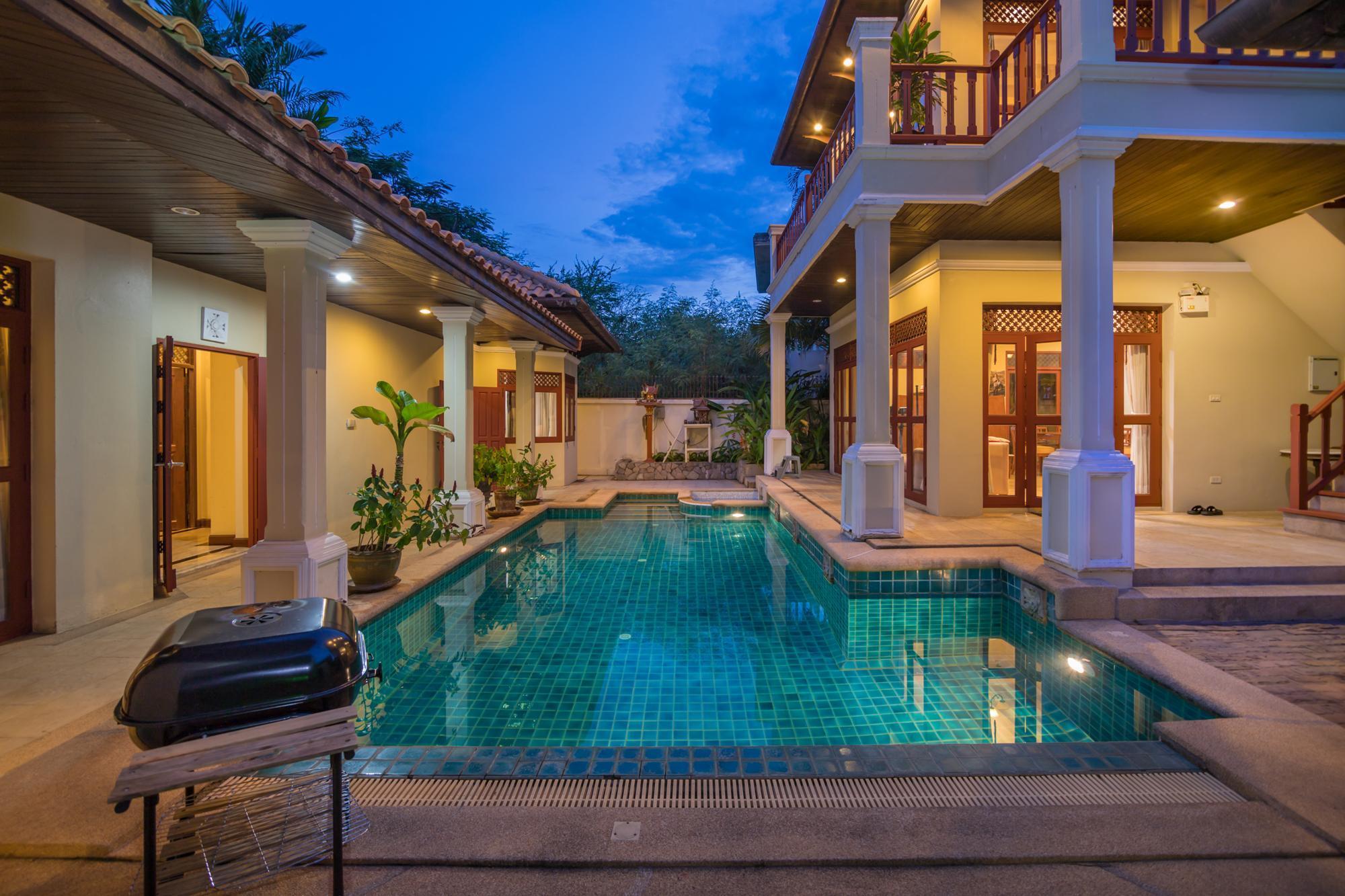 Private Pool Villa Lombok In Central Pattaya