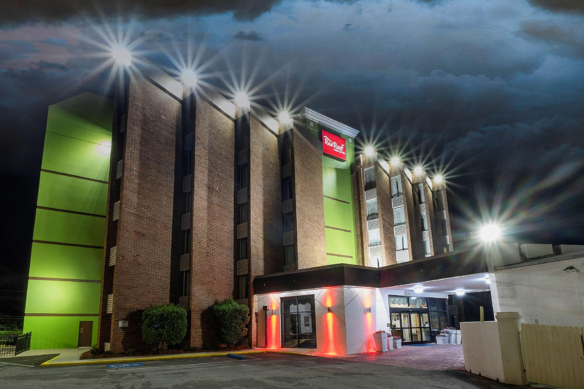 Red Roof Inn And Suites Macon