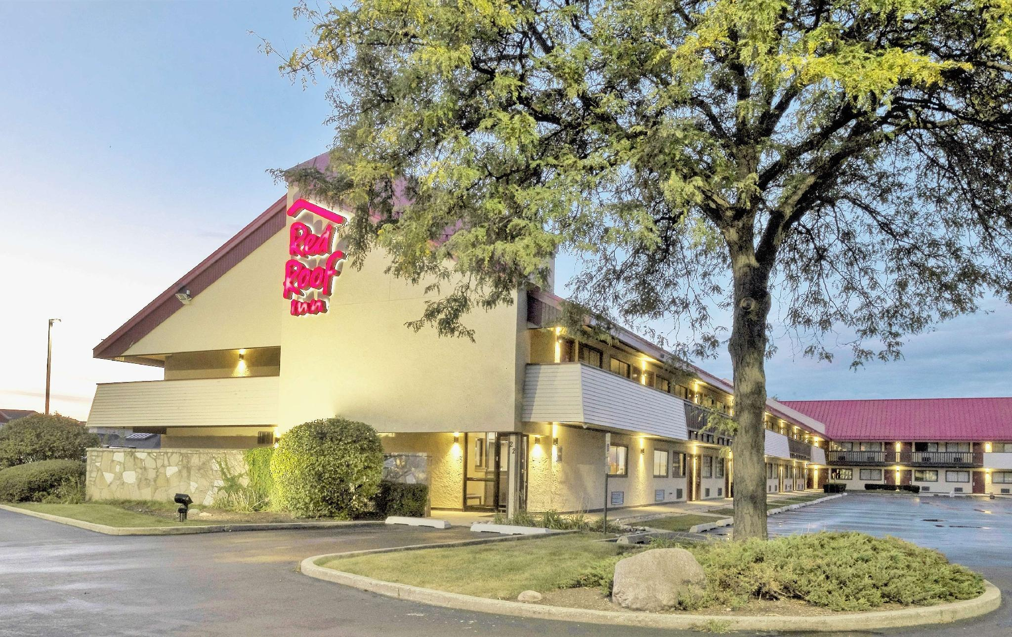 Red Roof Inn Chicago O'Hare Airport  Arlington Hts