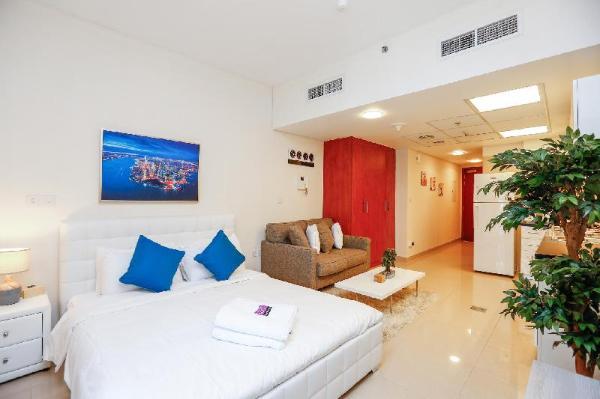 Kennedy Towers -Studio Park Towers - DIFC Dubai