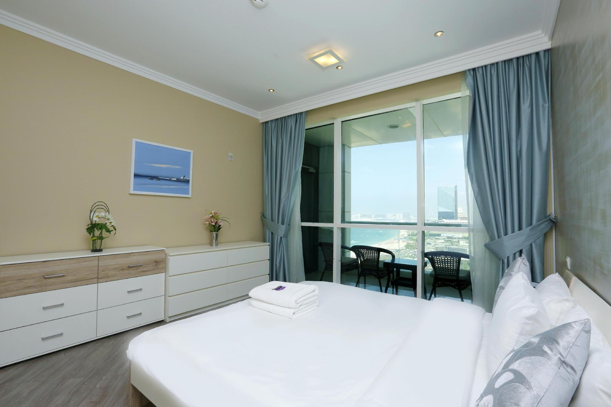 Kennedy Towers  1 Bed Al Bateen   JBR
