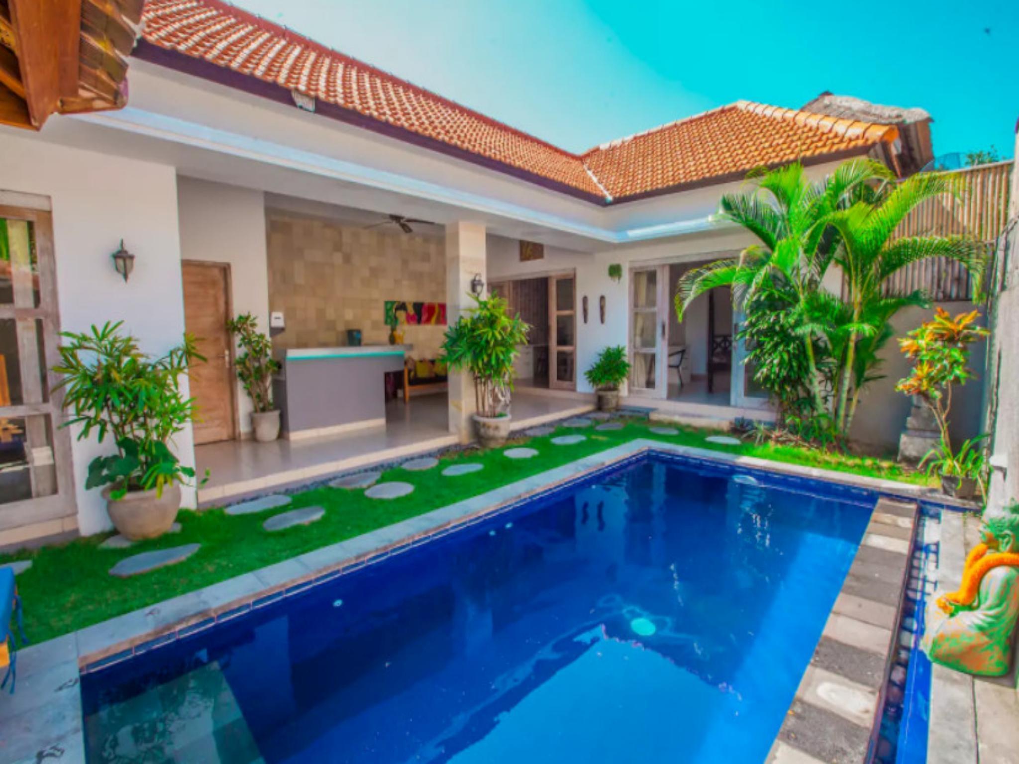 Black Pearl Villa Rice Fields   Private 3 Bedrooms