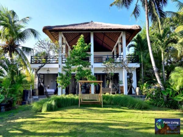 Villa Rawa Rawa - Private BEACH FRONT Villa Bali