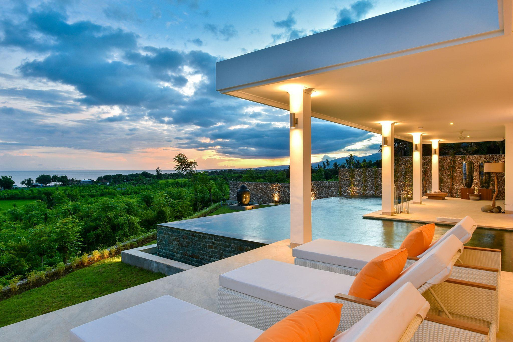 The View Villa   LUXURY 180 PANORAMIC VIEW VILLA