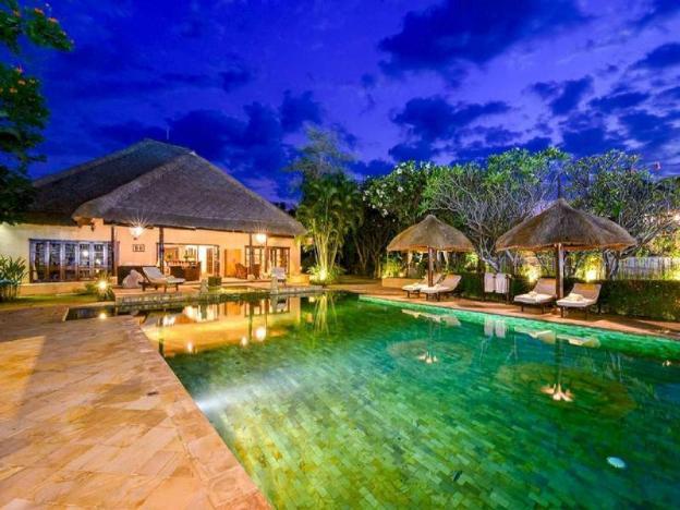 Villa Lotus Private LUXURY BEACH FRONT Villa
