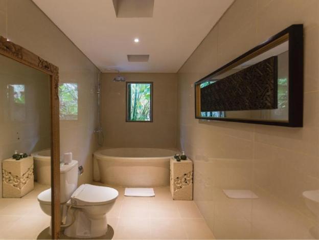 Romantic Villa with Garden View @Ubud