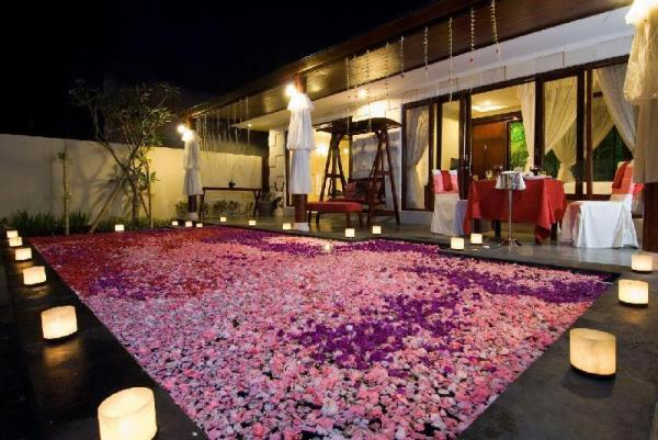 Romantic One Bedroom Private pool Villa Kuta Bali