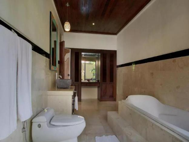 Soca II Ubud Style Classic Villa