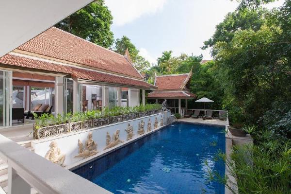 Katamanda Luxury Villas Phuket