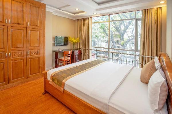 Blue Sapphire Hotel & Apartment Ho Chi Minh City