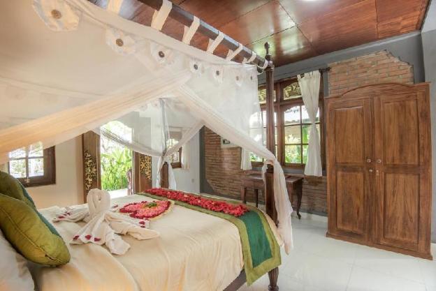 Bunga Permai Hotel-DeluxeDoubleRoom