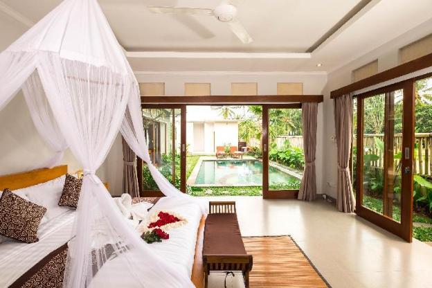 1BR Luxury Laba Ubud Villa