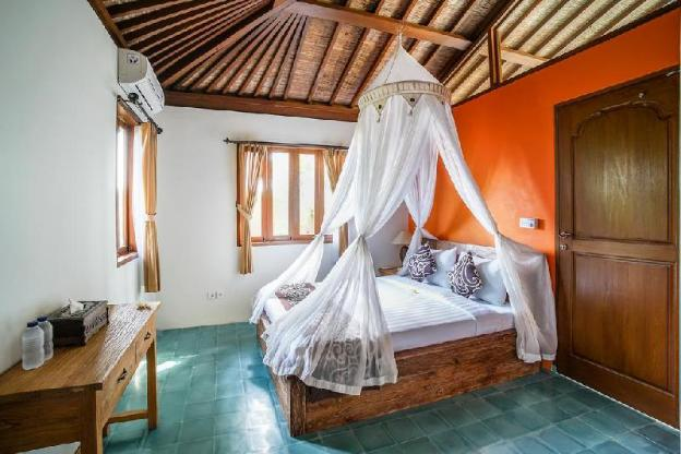 2 BR wooden villa w/private pool@SandanaUbudVilla