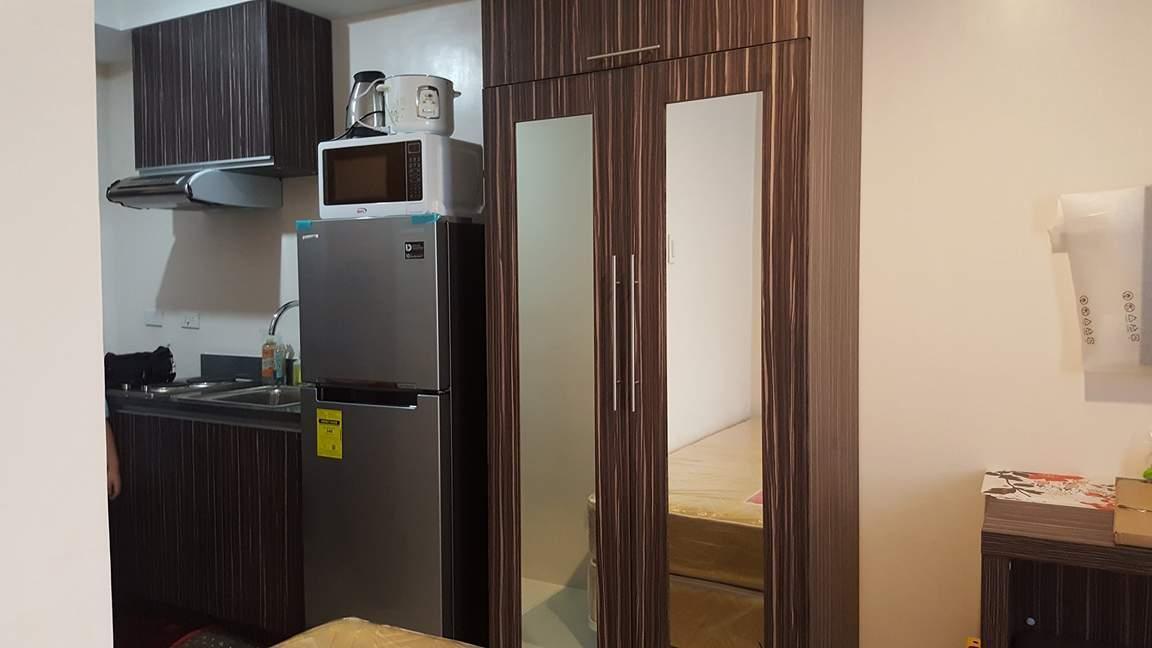 Newly Built Condo in Cebu City (Studio Unit)