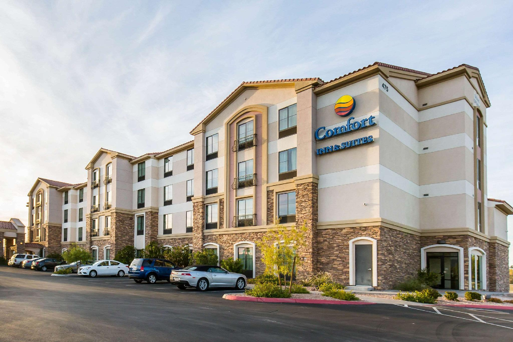 Comfort Inn And Suites Henderson   Las Vegas