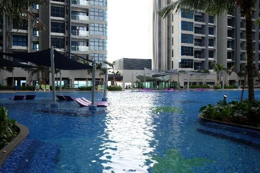 Atlantis Residence@Iconstay Melaka