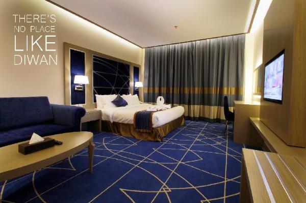 Diwan Residence Hotel Alsalamah Jeddah