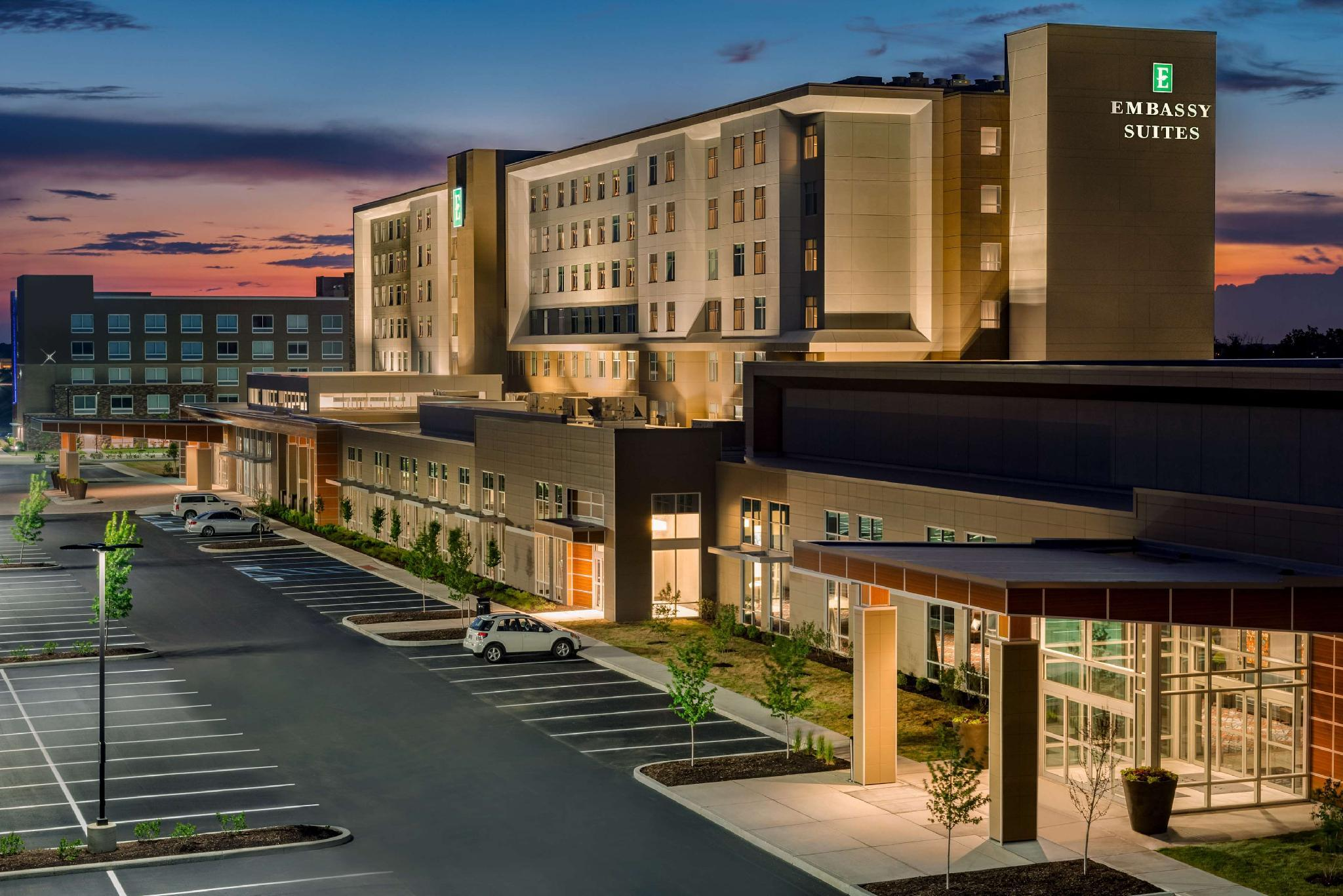 Embassy Suites By Hilton   Noblesville Indianapolis Conventi