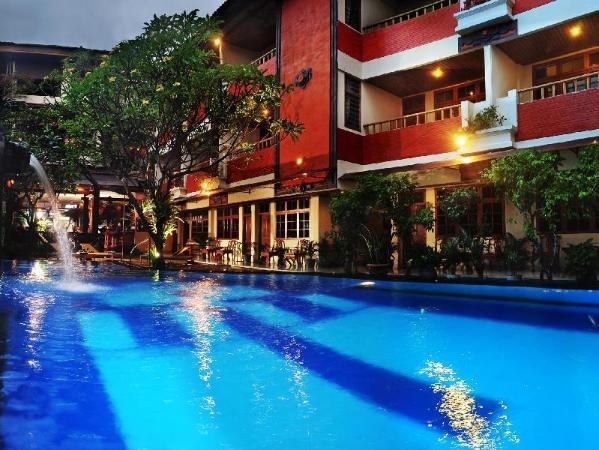 Green Garden Hotel Bali