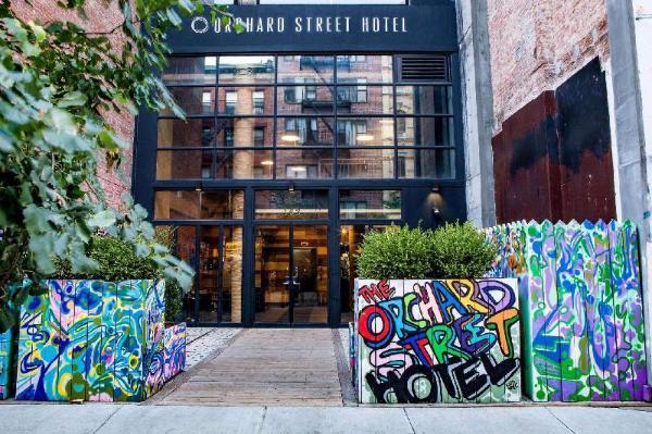 Orchard Street Hotel New York
