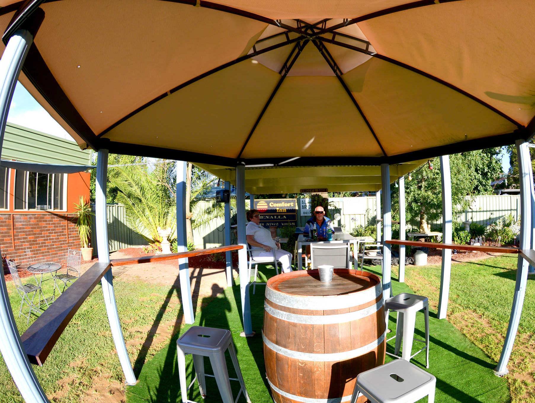 Price Comfort Inn Benalla