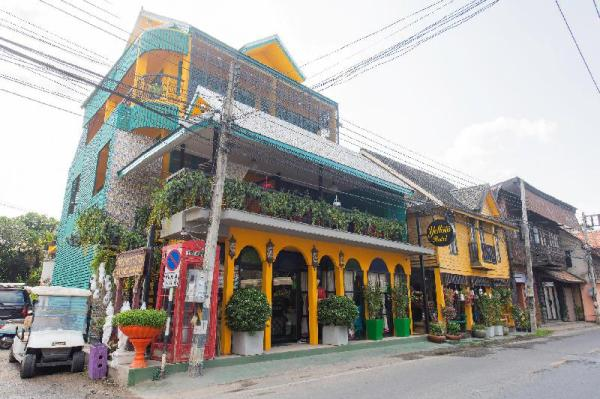 Yellow Hotel Chiang Mai