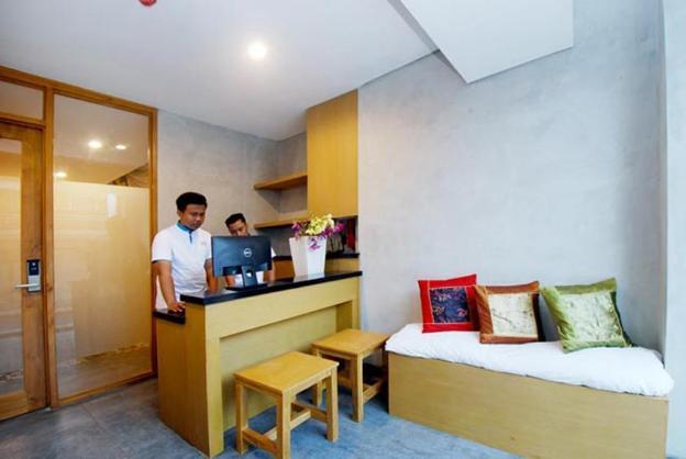 D beds Hostel