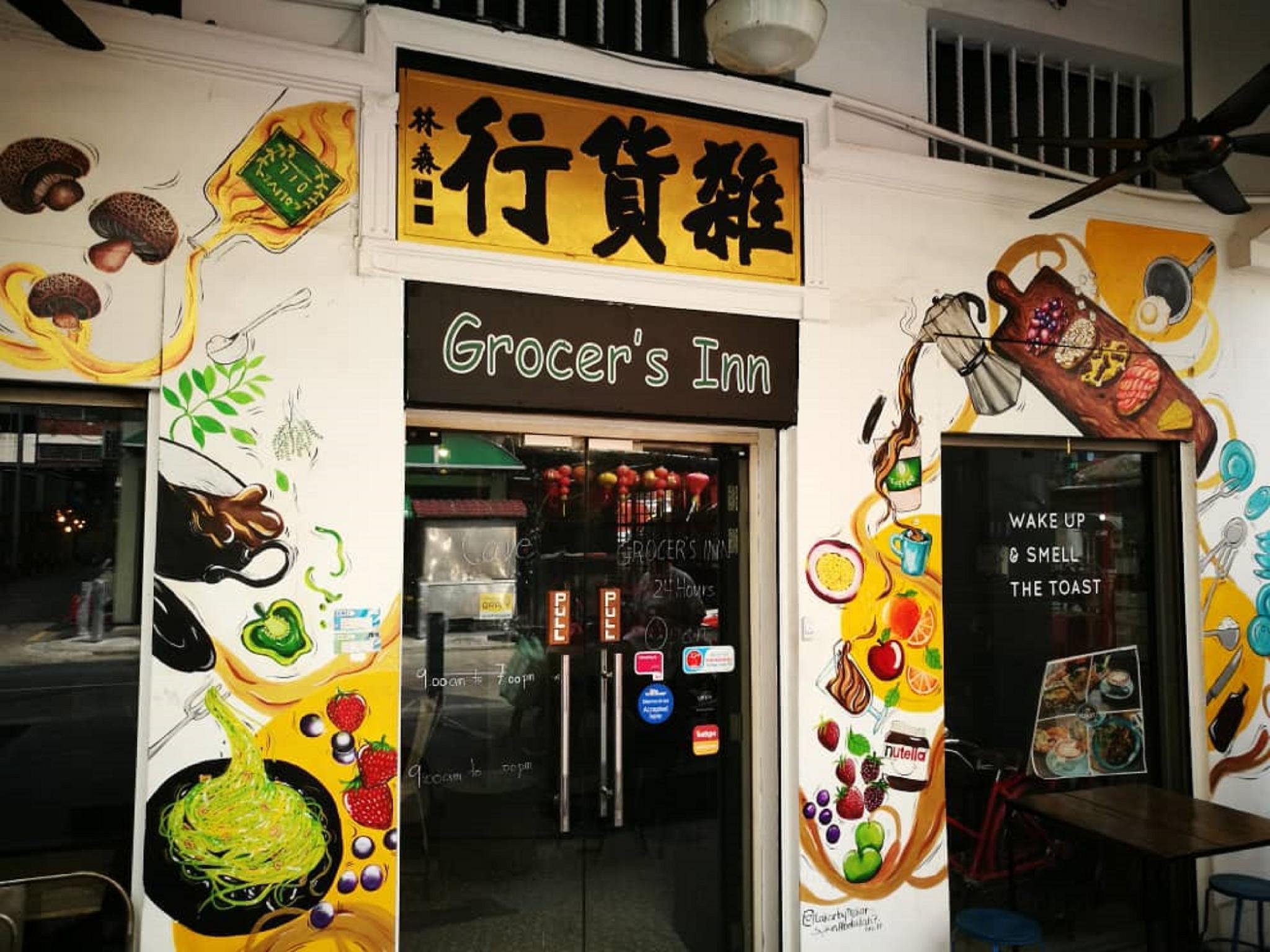 Grocer's Inn