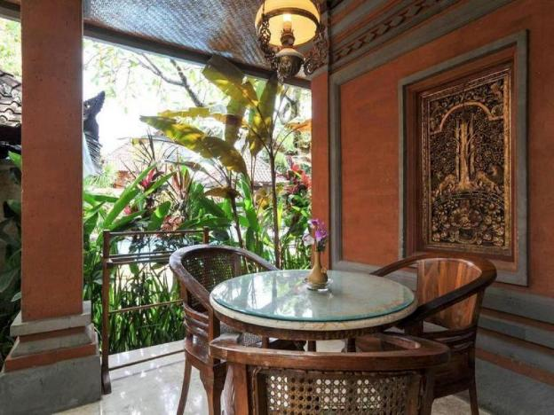 #7 Bungalows at Ubud Royal Palace