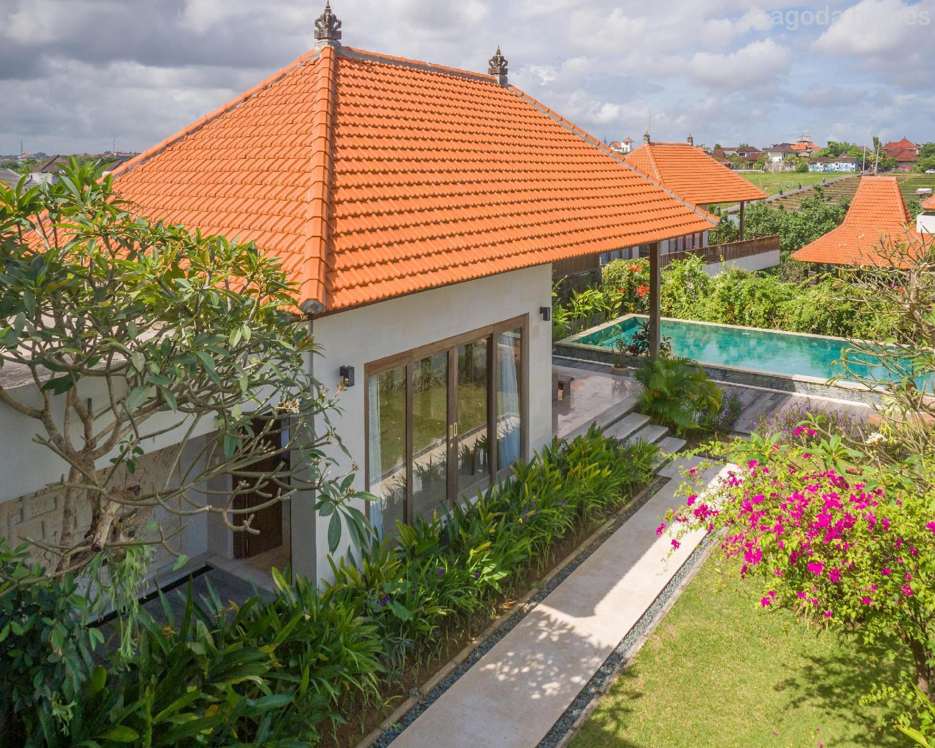 3 BDR Amazing Villa Canggu