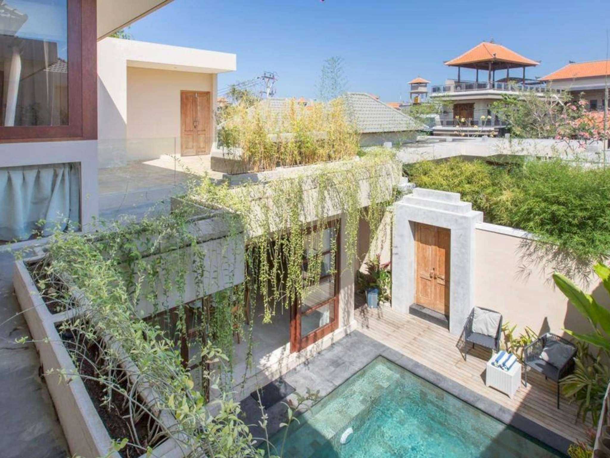 2 BDR Best Choice Private Pool At Legian