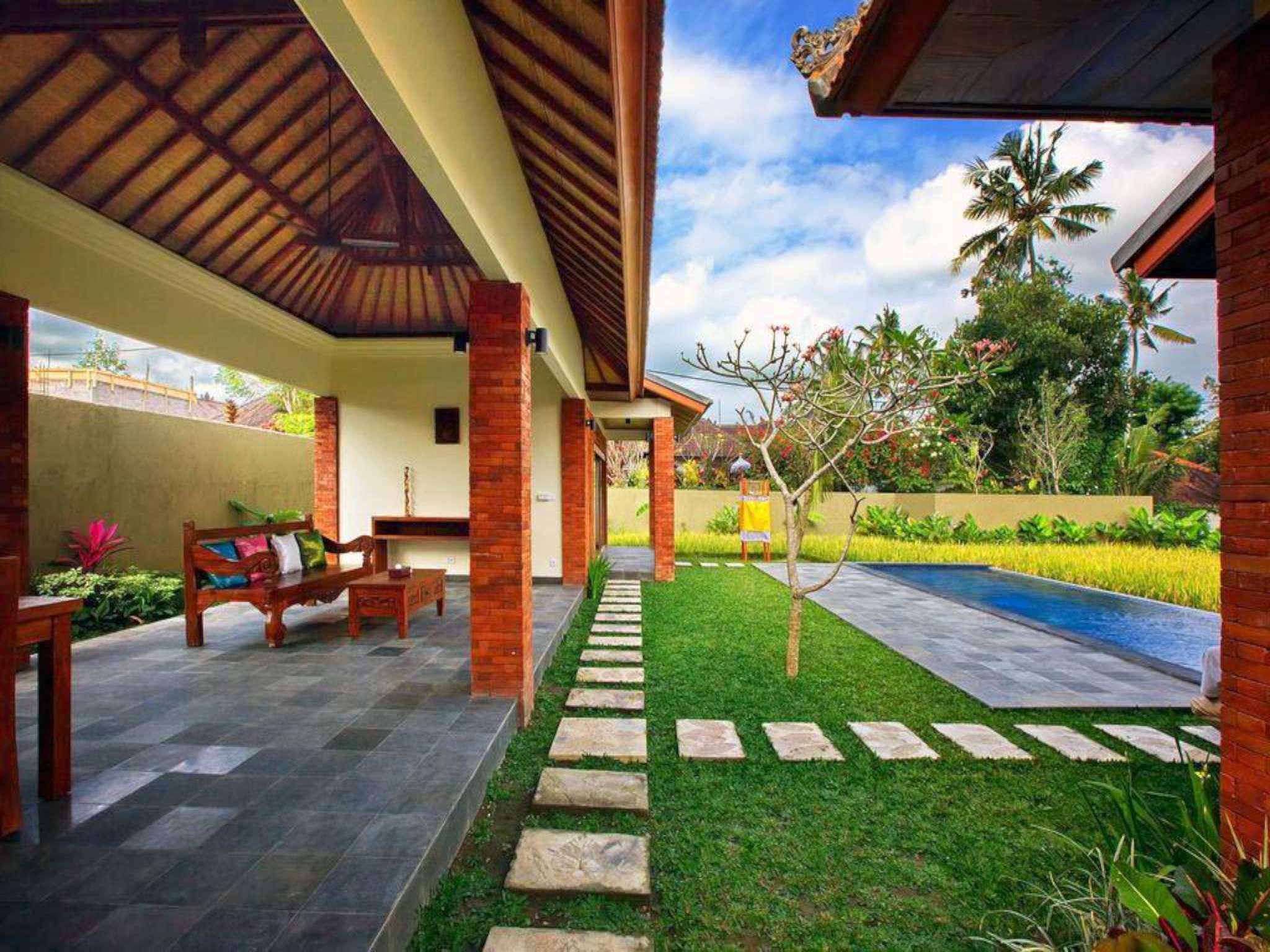 2 BDR Villa Ubud Heaven