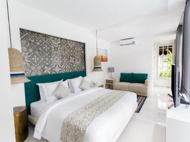 1 Bedroom Suite Pool Villa Beach Front at NusaDua