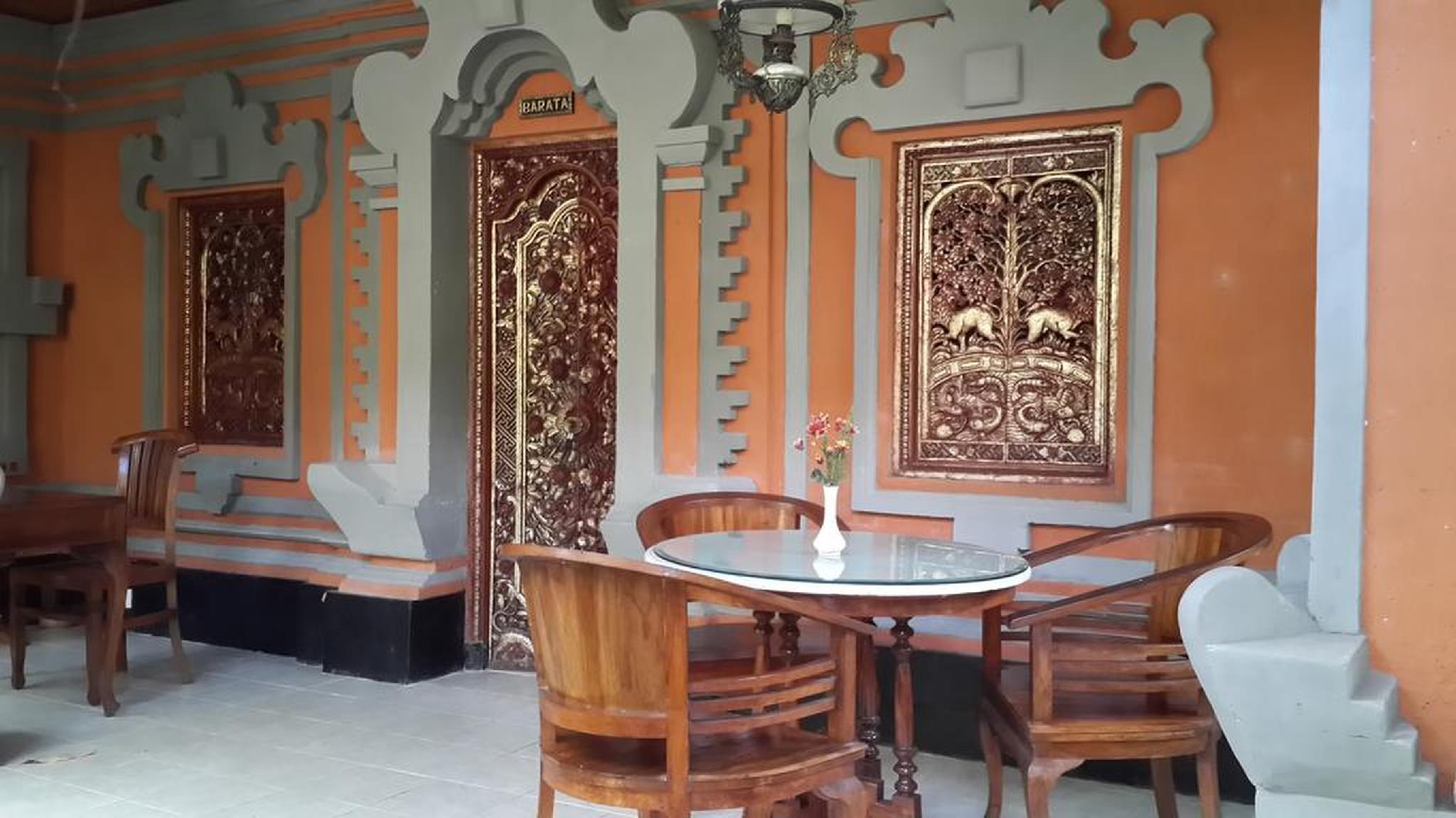 Bungalows At Ubud Royal Palace
