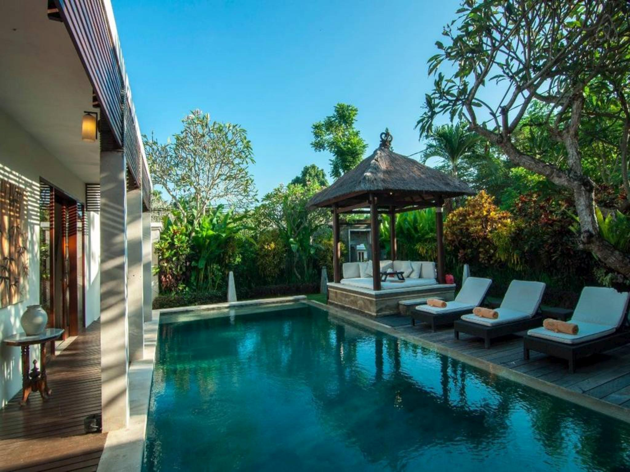 3 BDR Villa Private Pool Close Seminyak Reviews