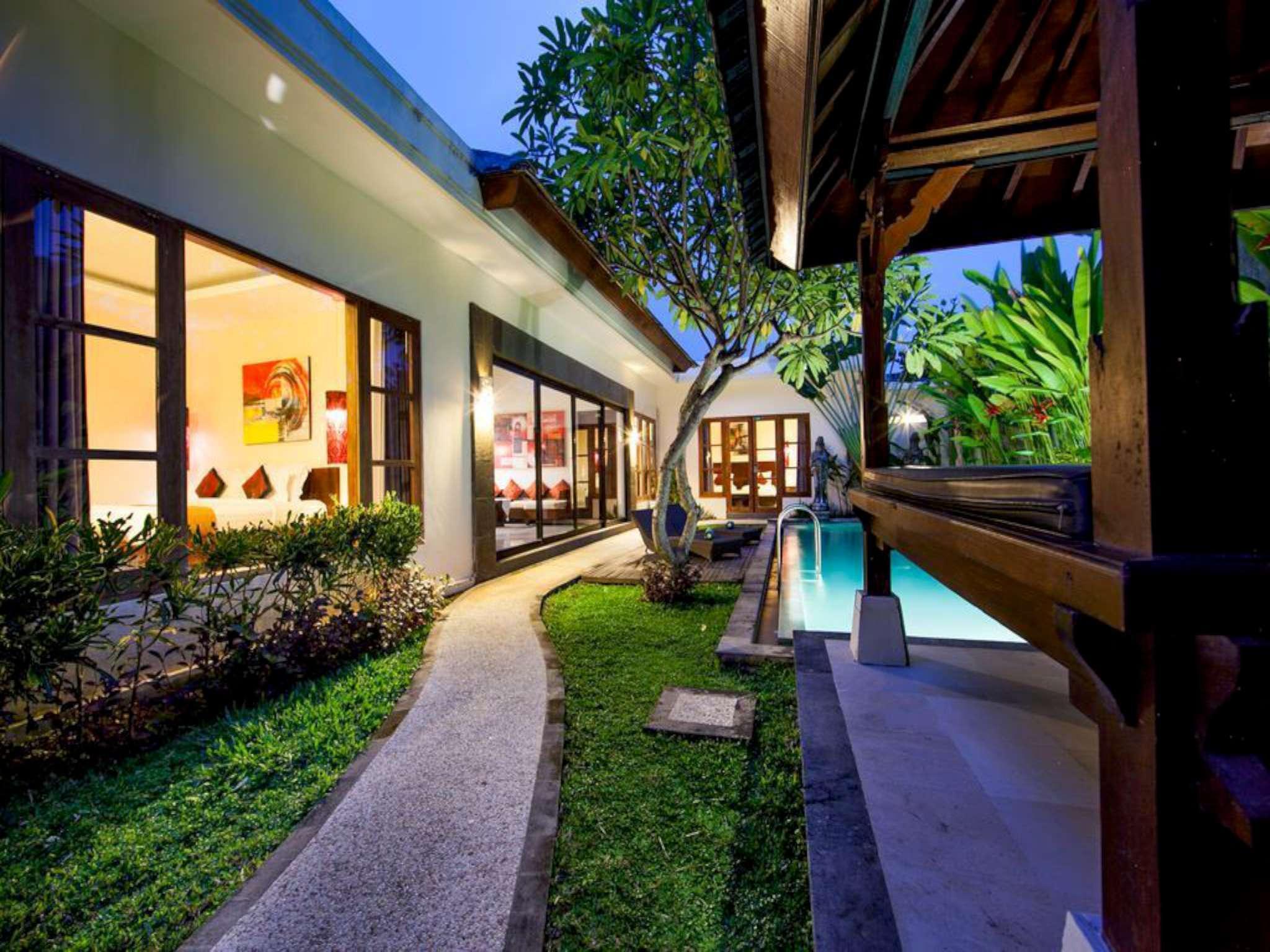 3 Bedroom Villas In Umalas