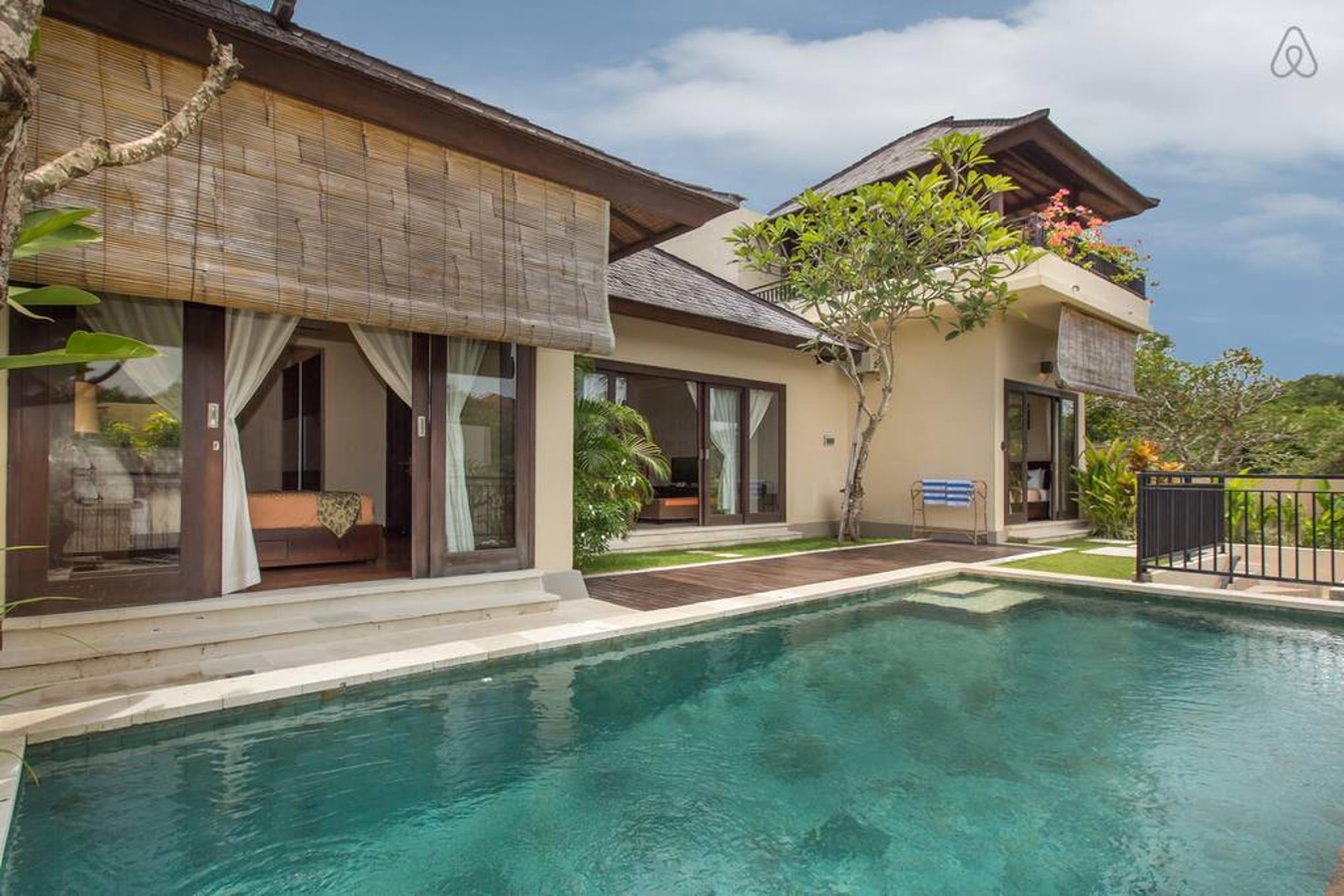2 Bedroom Villa Yurika At Jimbaran Brand New