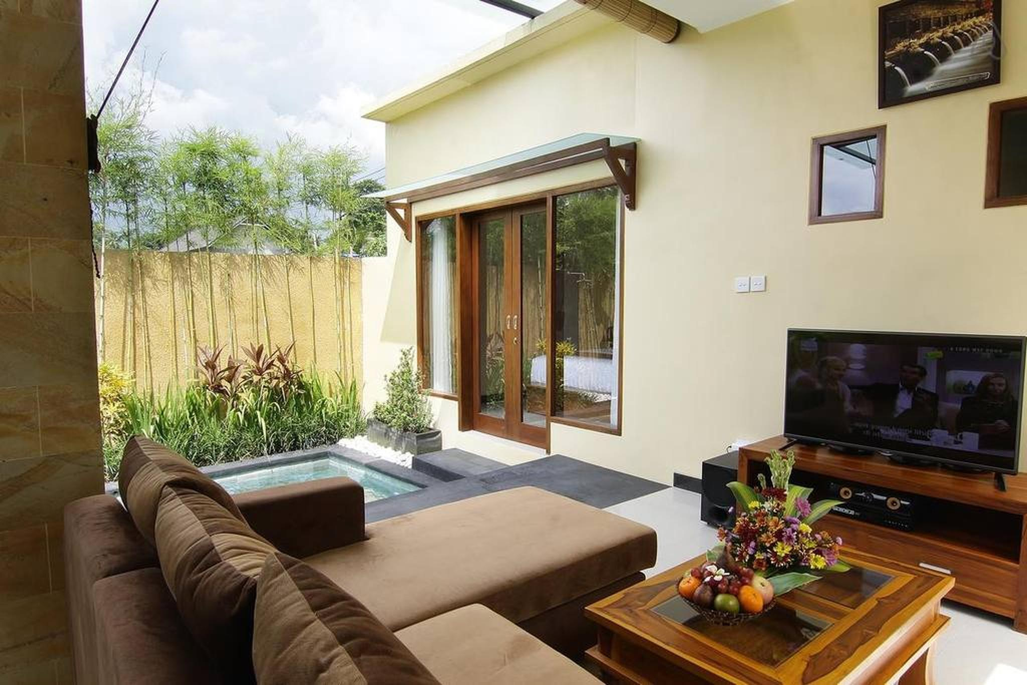 Review 2 BDR Private Villa Canggu Area